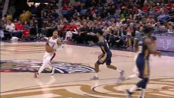 Damian Lillard (24 points) Highlights vs. New Orleans Pelicans