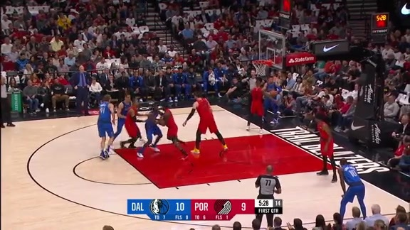 Damian Lillard (33 points) Highlights vs. Dallas Mavericks