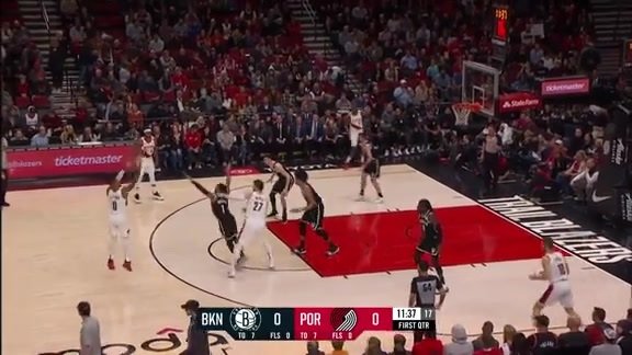 Damian Lillard's Top Plays from March 2019