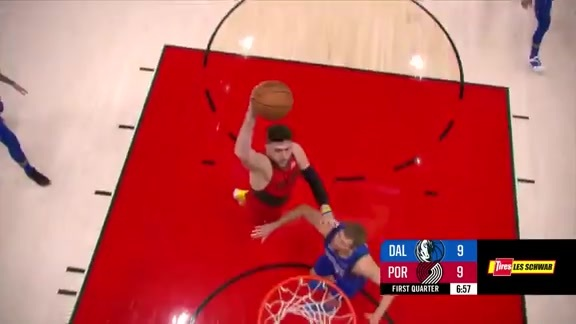Jusuf Nurkic's Top Plays of March 2019