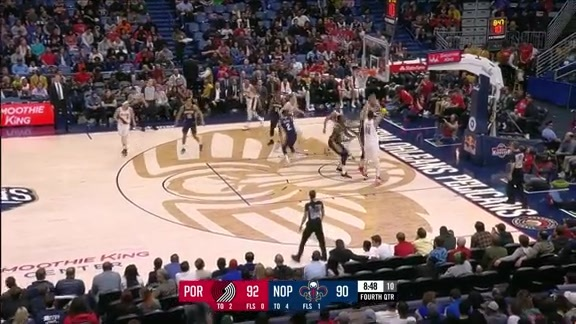 Enes Kanter's Top Plays of March