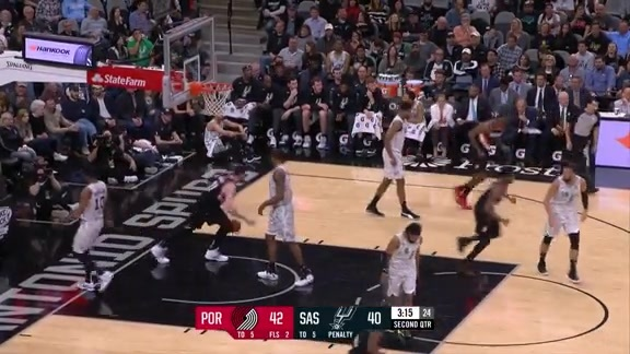 Maurice Harkless' Top Plays of March