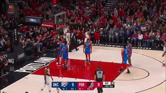 Highlights: Portland 114, Oklahoma City 94