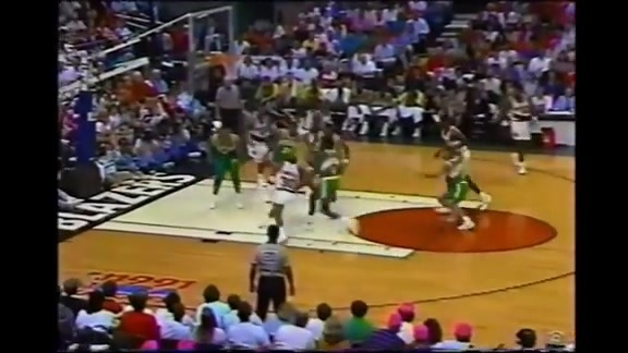 Throwback: Terry Porter's 1991 Game 5 Double-Double vs. Seattle