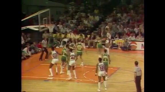 Throwback: Blazers beat Sonics in OT of Game 2 in 1980 Playoffs