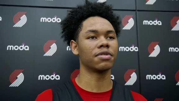 Anfernee Simons: We're Playing Hard, Playing Together