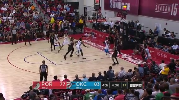 Gary Trent Jr. (22 points) Highlights vs. Oklahoma City Thunder