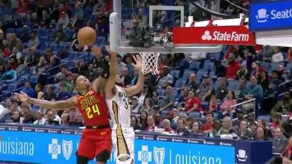 Kent Bazemore's Top Plays in 2018-19