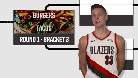 Zach Collins Bracket Challenge