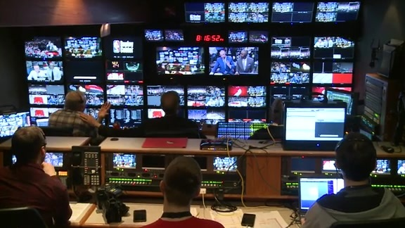 Behind the Scenes: Trail Blazers Broadcasting