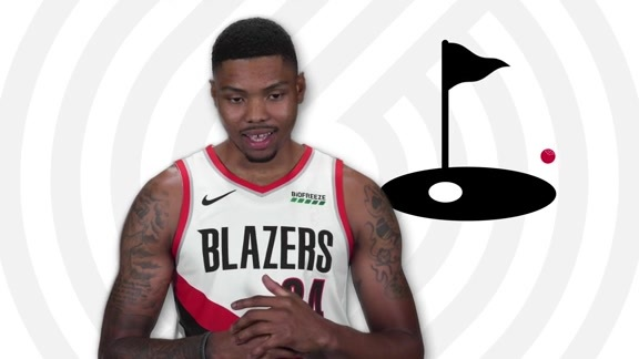 Get to Know: Kent Bazemore