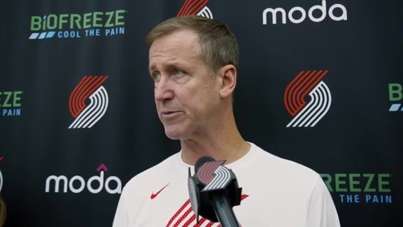 Coach Stotts Media Availability: October 19th