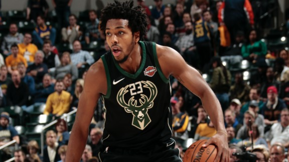 Highlights: Sterling Brown 14 Points vs. 76ers | 1.20.18