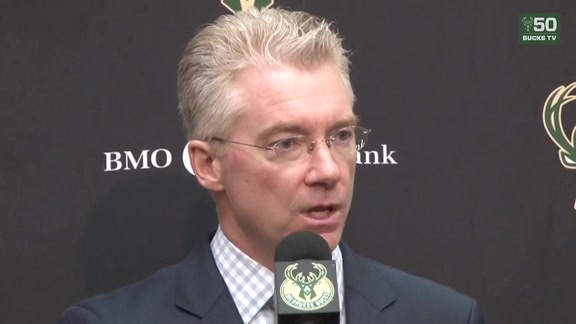Joe Prunty Postgame | 1.22.18