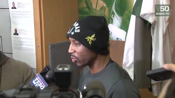 Jason Terry Postgame Interview | 1.22.18