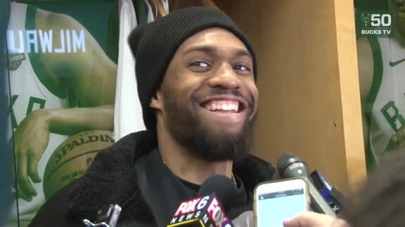 Image result for jabari parker return smiling