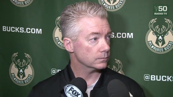 Coach Prunty: Bledsoe likely to play | 2.25.18