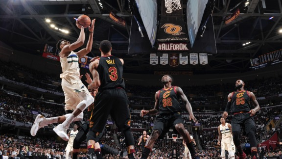 Highlights: Giannis Antetokounmpo 37 Points vs. Cavaliers   3.19.18