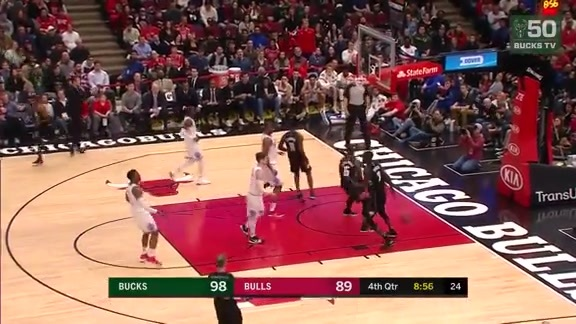 Highlights: Brandon Jennings 16 Points vs. Bulls | 3.23.18