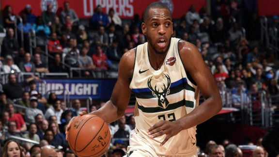 Highlights: Khris Middleton 22 Points vs. Clippers | 3.27.18
