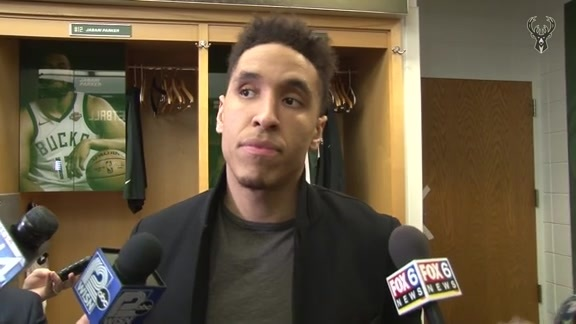 Malcolm Brogdon Postgame Interview | 4.22.18