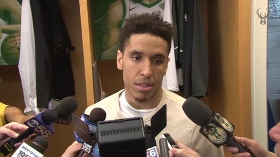 Malcolm Brogdon Postgame Interview | 4.26.18