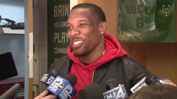 Eric Bledsoe Postgame Interview | 4.26.18