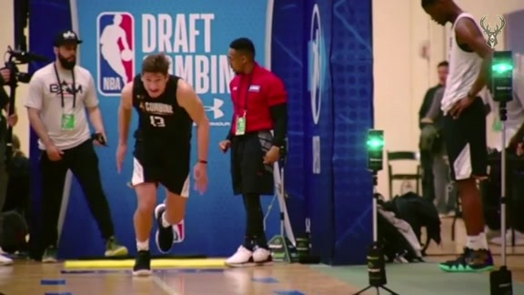 NBA Draft Combine: Grayson Allen