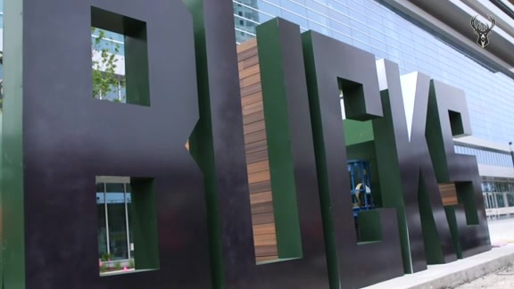 BUCKS Interactive Monument Installed At New Arena