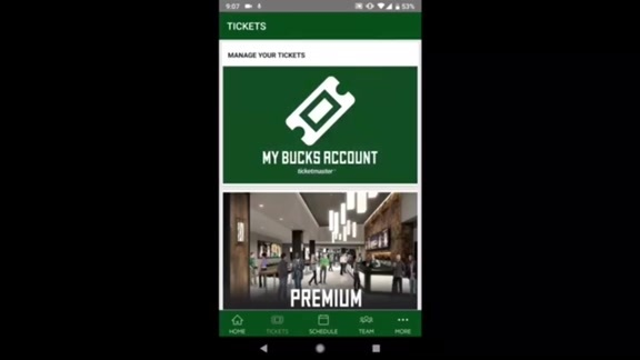 Mobile Ticketing: Access Your Tickets