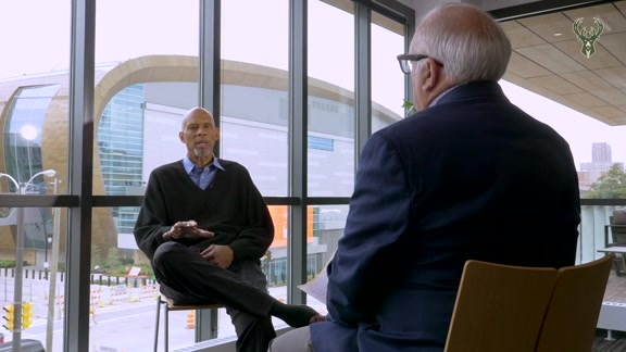 One-on-One with Kareem Abdul-Jabbar