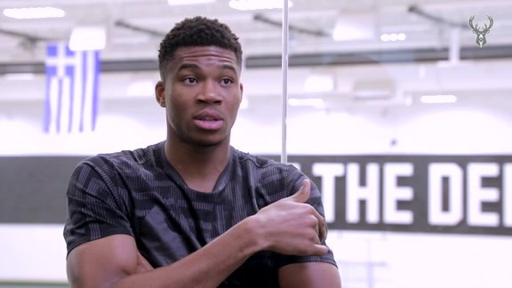 Giannis One-On-One Part 2: Team Goals
