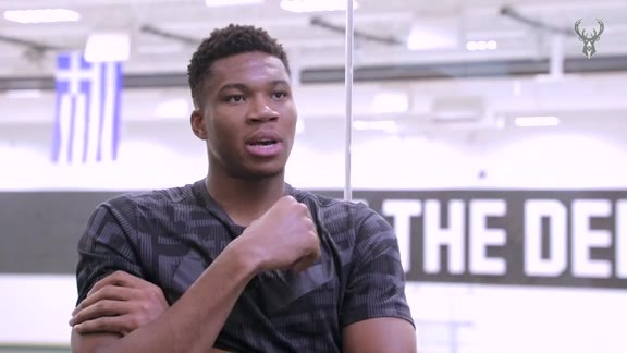 Giannis One-on-One Part 4: Change