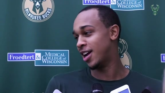 John Henson: It's Up To Me To Keep Them Honest