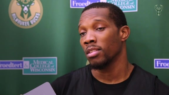 Eric Bledsoe: We Compete At A High Level