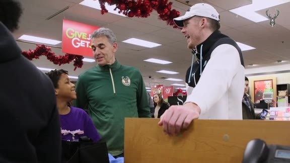 Shop With A Buck | Season Of Giving Presented By Gruber Law Offices