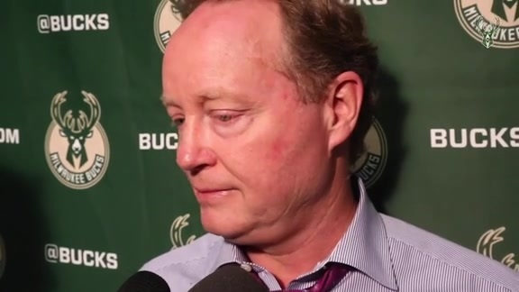 Postgame: Coach Bud | 1.19.19