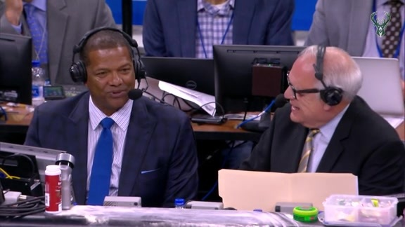 Marques Johnson On His Jersey Retirement Announcement