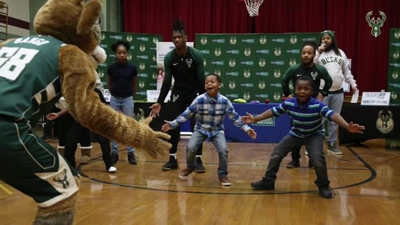 Bango's Bootcamp Launches 30-day BUCKSFit Challenge with Froedtert & the Medical College of Wisconsin