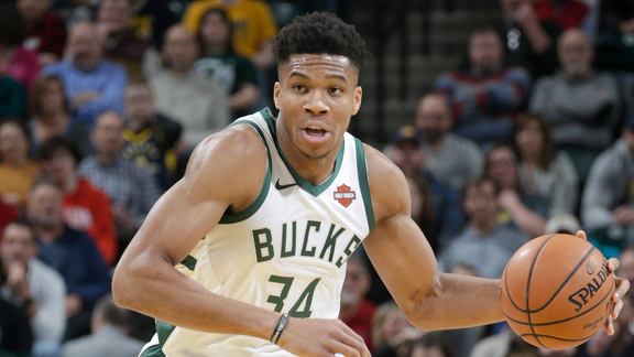 Giannis Antetokounmpo 33 Points vs Pacers | 2.13.19