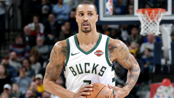 George Hill 12 Points vs Pacers   2.13.19