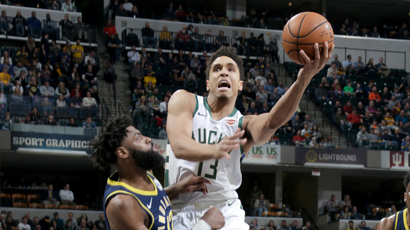 Malcolm Brogdon 17 Points vs Pacers | 2.13.19