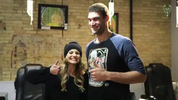 Pedicures With Katie: Brook Lopez