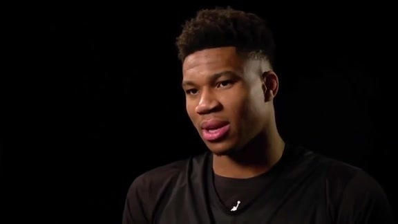 The Jump: Giannis Antetokounmpo