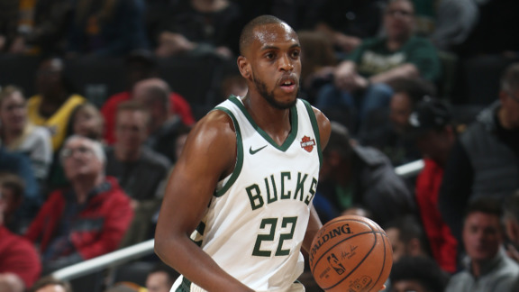 Khris Middleton 30 Points vs Lakers | 3.19.19