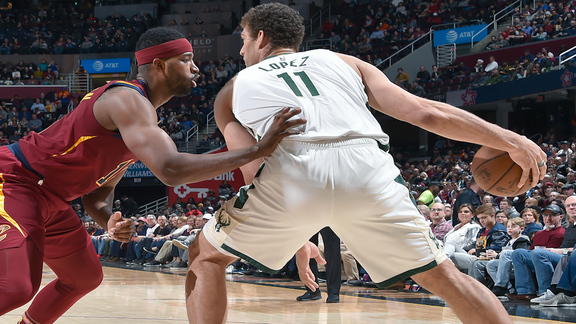 Game Highlights: Bucks 102 - Cavaliers 107 | 3.20.19