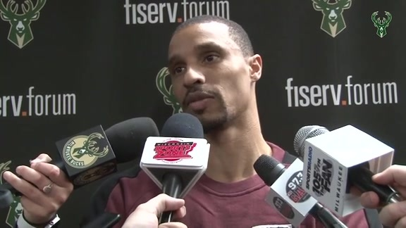 Postgame: George Hill | 3.24.19