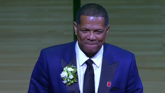 Marques Johnson Jersey Retirement Ceremony