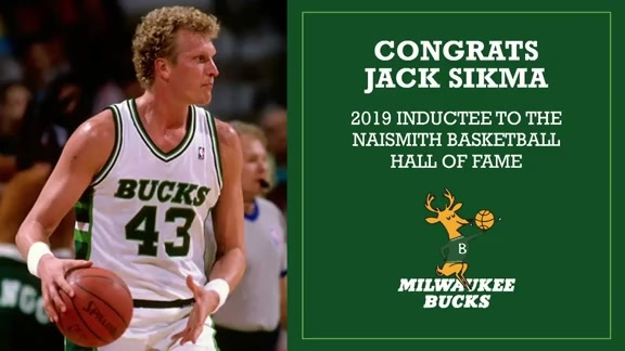 Hall of Fame Inductee 2019: Jack Sikma