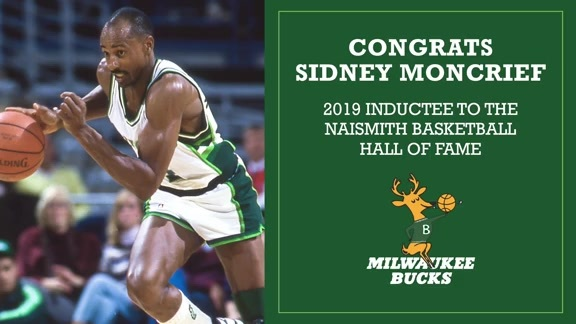 Hall of Fame Inductee 2019: Sidney Moncrief